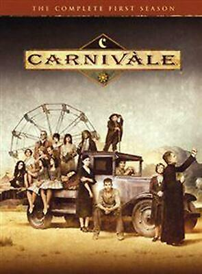 £14.99 • Buy Carnivale: The Complete First Season - DVD Region 2 Free Shipping!