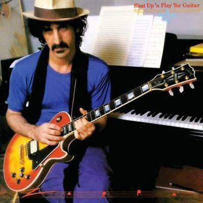 £12.49 • Buy Shut Up And Play Yer Guitar - Frank Zappa Compact Disc Free Shipping!