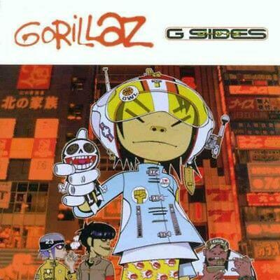 £9.99 • Buy G Sides - Gorillaz Compact Disc Free Shipping!