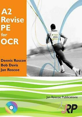 £4.99 • Buy A2 Revise PE For OCR + Free CD-ROM By Dennis Roscoe Paperback Book Free Shipping