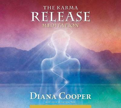 £8.99 • Buy The Karma Release Meditation: Let Angels Set You Free By Diana Cooper (English)