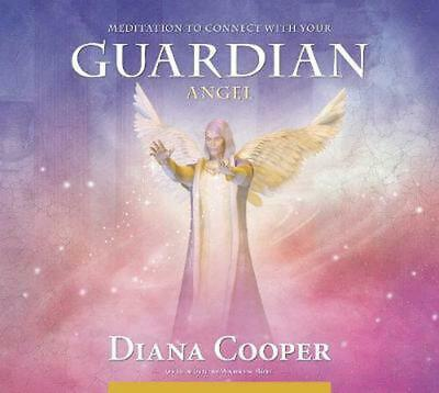 £8.99 • Buy Meditation To Connect With Your Guardian Angel By Diana Cooper (English) Compact