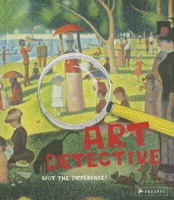 £10.49 • Buy Art Detective: Spot The Difference By Doris Kutschbach (English) Hardcover Book