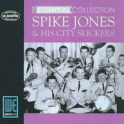 £8.49 • Buy Essential Collection - Spike Jones Compact Disc Free Shipping!