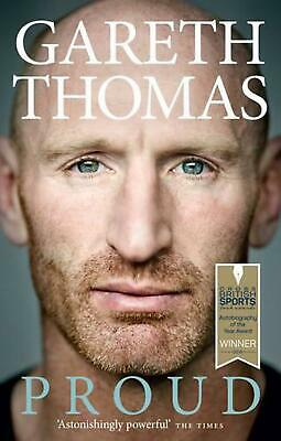£10.99 • Buy Proud: My Autobiography By Gareth Thomas (English) Paperback Book Free Shipping!