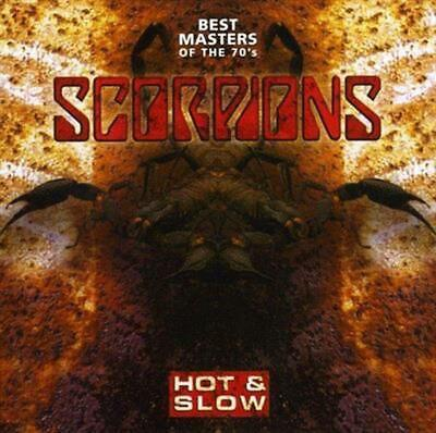£8.49 • Buy Hot & Slow-Best Masters Of The 70s - Scorpions Compact Disc Free Shipping!