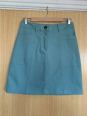 £16.99 • Buy Boden Ladies Skirt 10 R Chino Casual Pockets A Line Everyday New