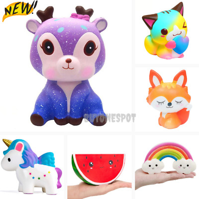 AU4 • Buy Stress Toys Jumbo Squishy Relief Toy Rising Slow Squishys Soft Squeeze Kids Gift