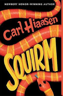 £9.49 • Buy Squirm By Carl Hiaasen (English) Paperback Book Free Shipping!
