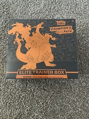 $73 • Buy Pokemon TCG Champions Path Elite Trainer Box Factory Sealed Excellent Condition