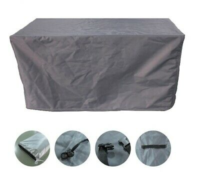 AU62.73 • Buy Outdoor Heavy Duty 5 - 7 Piece Rectangle Table Setting Furniture Cover -180(L...