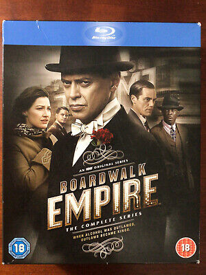 £43.86 • Buy Boardwalk Empire- The Complete Series Blu-Ray Pre-owned