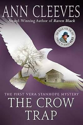 £14.99 • Buy The Crow Trap: A Vera Stanhope Mystery: The First Vera Stanhope Mystery By Ann C