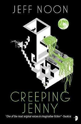 £10 • Buy Creeping Jenny: A Nyquist Mystery By Jeff Noon (English) Paperback Book Free Shi
