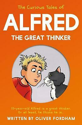 £8.99 • Buy Curious Tales Of Alfred The Great Thinker By Oliver Fordham Paperback Book Free