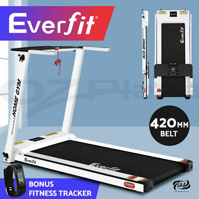 AU450 • Buy Everfit Treadmill Electric Home Gym Exercise Machine Fitness Equipment Compact