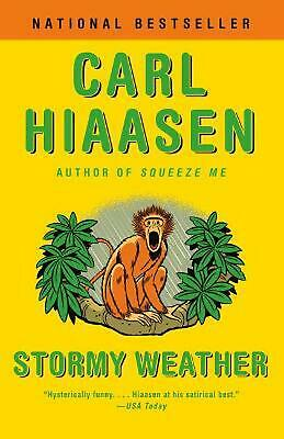 £13.49 • Buy Stormy Weather By Carl Hiaasen (English) Paperback Book Free Shipping!