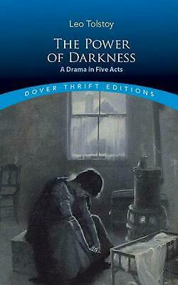 £6.49 • Buy The Power Of Darkness: A Drama In Five Acts By Leo Tolstoy (English) Paperback B