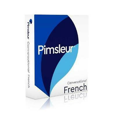 £31.99 • Buy Pimsleur Conversational French: Learn To Speak And Understand French With Pimsle