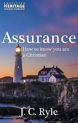 £10.99 • Buy Assurance: How To Know You Are A Christian By J.C. Ryle (English) Paperback Book
