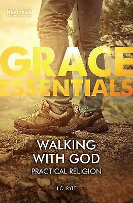 £8.99 • Buy Walking With God: Practical Religion By J.C. Ryle (English) Paperback Book Free