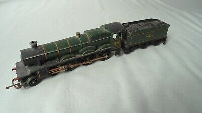 £10 • Buy TRI-ANG HORNBY Ref R759 BR (ex GWR) HALL CLASS ALBERT HALL '4983' SPARES REPAIR