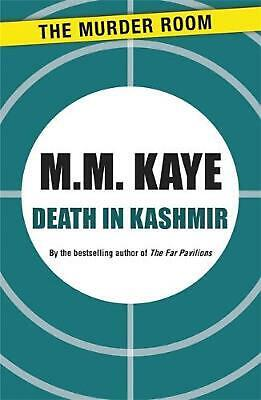 £23.49 • Buy Death In Kashmir By Kaye M.M. (English) Paperback Book Free Shipping!