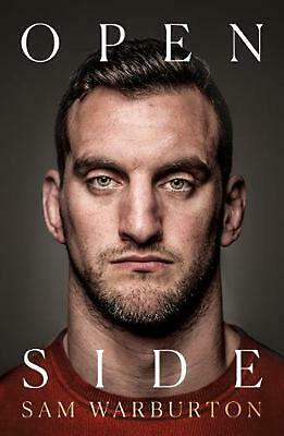 £16.99 • Buy Open Side: The Official Autobiography By Sam Warburton (English) Hardcover Book