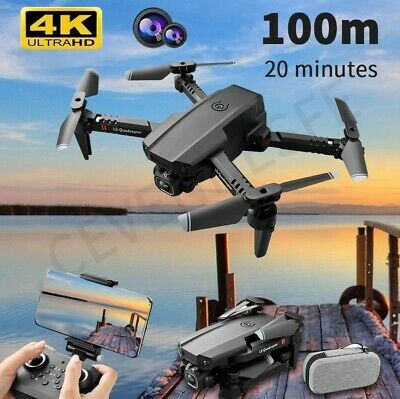 AU15.87 • Buy Mini Drone GPS WIFI FPV Foldable RC Professional Quadcopter Without Camera