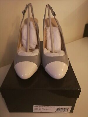 £19.99 • Buy Calvin Klein Peggy Women's Shoes Size 38 UK 5 Ice / Stone Brand New