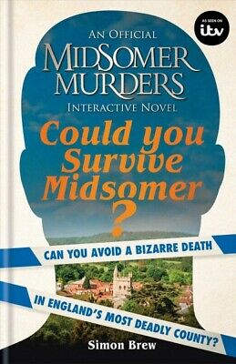 £10.96 • Buy Could You Survive Midsomer?, Hardcover By Brew, Simon, Brand New, Free P&P In...