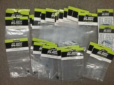 £86.97 • Buy 34 E-Flite Blade Nano CPX Helicopter Parts 34 Sealed Packs