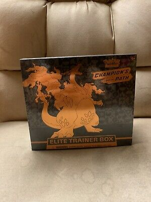 $75 • Buy Pokemon TCG Champions Path Elite Trainer Box Factory Sealed Excellent Condition