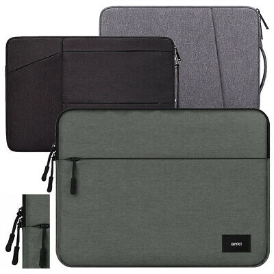 AU19.99 • Buy Waterproof Laptop Sleeve Case Cover Bag For 13  Macbook Pro Air HP Lenovo Dell