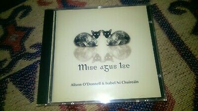 £7 • Buy Alison O'Donnell & Isabel Ní Chuireáin / Mellow Candle– Mise Agus Ise CD. NEW.