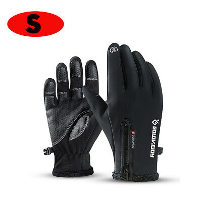 £5.45 • Buy S Size Winter Thermal Waterproof Touchscreen Warm Gloves Cycling Sports Skiing