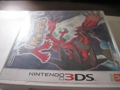 $10.88 • Buy Pokemon Y    In Orig Case  With Inserts  3DS  Nintendo