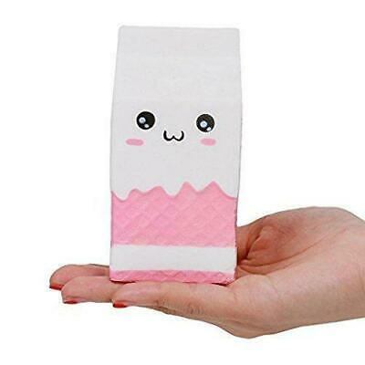 AU11.45 • Buy Antistress Squish Milk Box Squishe Toys Stress Relief Anti-Stress Practical Toy