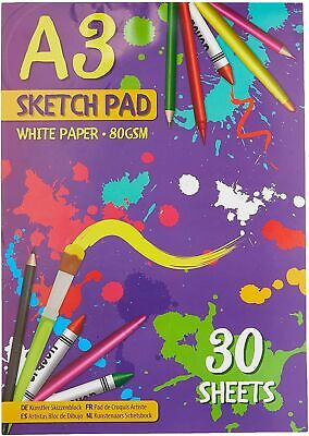 £4.13 • Buy Artbox A3 Sketch Pad - Assorted (Sheet Of 30)