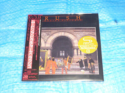 £21.93 • Buy RUSH Moving Pictures Mini LP SHM CD JAPAN WPCR-13479 NEW / Geddy Lee Neil Peart