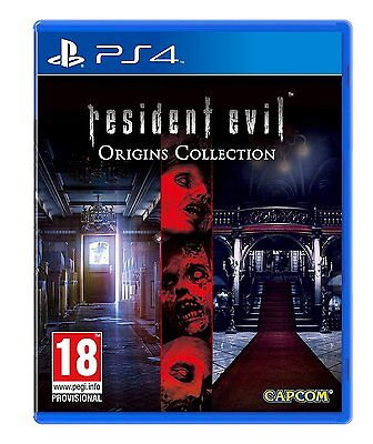 AU30.30 • Buy Resident Evil Origins Collection PS4 - NEW