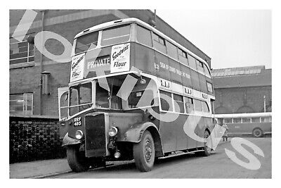 £1.20 • Buy Bus Photograph POTTERIES MOTOR TRACTION RRF 485 [L417] '60