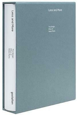 £44.49 • Buy Less And More: The Design Ethosof Dieter Rams: The Design Ethos Of Dieter Rams B