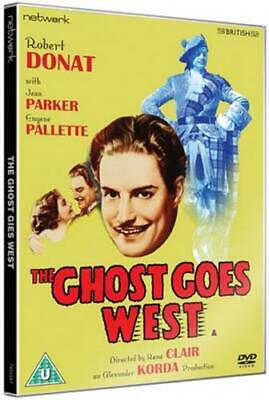 £10.49 • Buy The Ghost Goes West - Sealed NEW DVD - Robert Donat