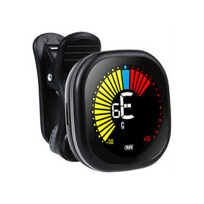 AU24.70 • Buy Guitar Tuner Rechargeable Ukulele Violin Guitar Tuning Clip Automatic Tuner