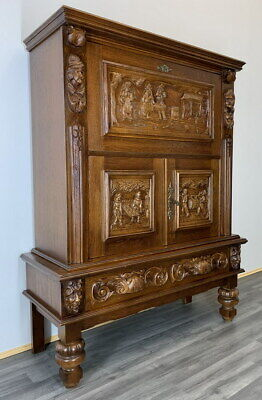 £369 • Buy Amazing Vintage French  Sideboard / Cabinet
