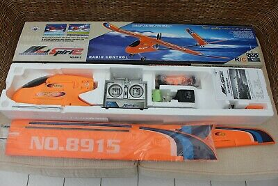 £95 • Buy RADIO CONTROLLED MODEL AEROPLANE AIRCRAFT - Large 160cm Wing Span NEW