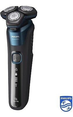AU174.71 • Buy Philips Shaver Series 5000 Dry And Wet Electric Shaver (Model S5579/50) SkinIQ