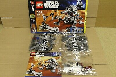 £29.99 • Buy LEGO STAR WARS 7869 Battle For Geonosis Parted Set New - No Minifigures