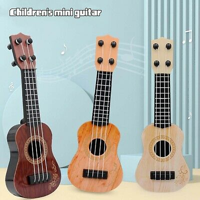 £8.42 • Buy Children's Toy Gift Ukulele Guitar Musical Instrument Suitable For Baby Kids AU